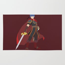 Marth(Smash)Red Rug