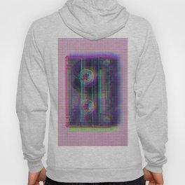 Dot glitch cassette Hoody