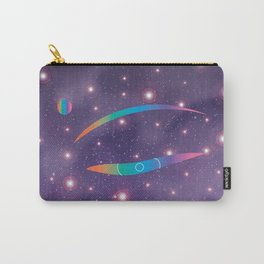 Eye of MIROKU in Universe Carry-All Pouch