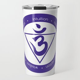 Third Eye Chakra #51 Travel Mug
