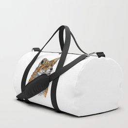 Fox Portrait Duffle Bag