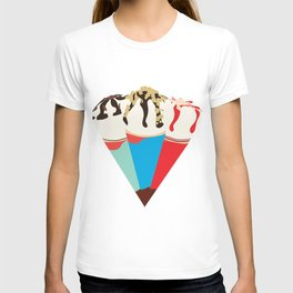 The Cornetto Trilogy T-shirt