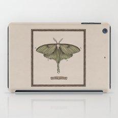 Luna Moth iPad Case