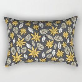 Safari floral pattern Rectangular Pillow
