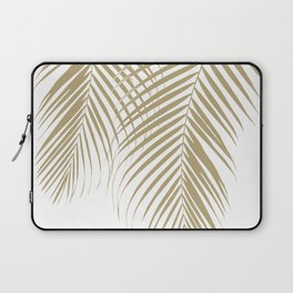 Summer Palm Leaves #1 #tropical #decor #art #society6 Laptop Sleeve