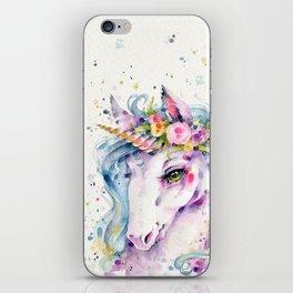 Little Unicorn iPhone Skin