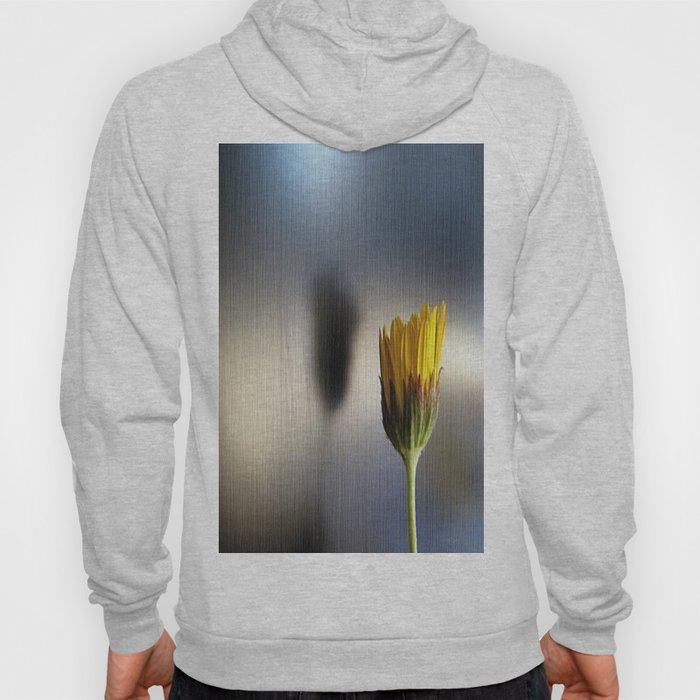 yellow flower Hoody