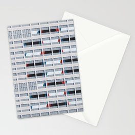 S03-2 - Facade Le Corbusier Stationery Cards