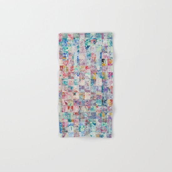 Abstract 136 Hand & Bath Towel
