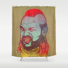 Pity Da Foo Shower Curtain