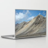 engineer Laptop & iPad Skins featuring Engineer Pass by JSwartzArt