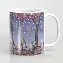 starlit bunnies Coffee Mug