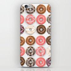 So Many Donuts iPhone & iPod Skin