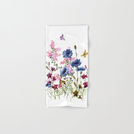 Wildflowers IV Hand & Bath Towel