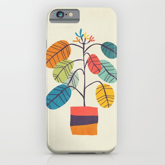 Potted plant 2 iPhone & iPod Case