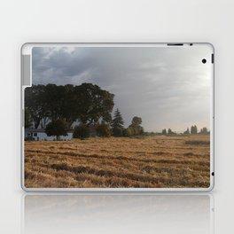 A431 Field After Storm Laptop & iPad Skin