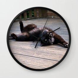 Binx - Grrr! Wall Clock