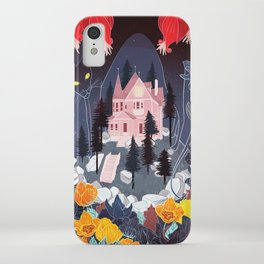 Coraline iPhone Case