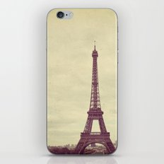 The view from here iPhone & iPod Skin