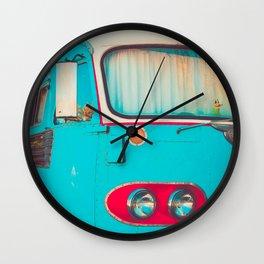Randy's White Elephant Wall Clock