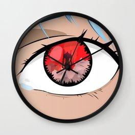 First Child Redux Wall Clock