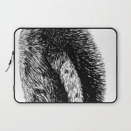 Penguin sketch Laptop Sleeve