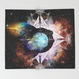 It's Complicated V. 3: In Space Throw Blanket