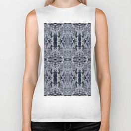 Icy branched Biker Tank