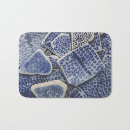 Japanese Sea pottery - Collection II Bath Mat