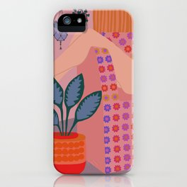 Self Care Is Important iPhone Case