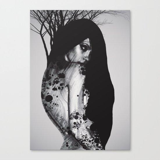 Shadowplay Canvas Print