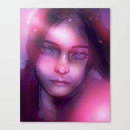 resident evil ¦ claire redfield Canvas Print