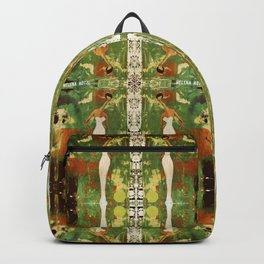 Out there in the woods, I feel peace........ Backpack