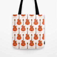 Chet's Guitar Tote Bag