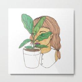Fig Dreams Metal Print