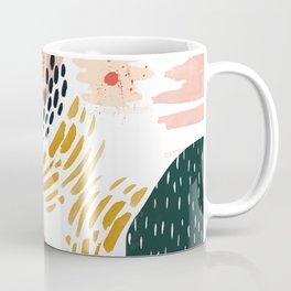 Artistic brush-strokes Coffee Mug