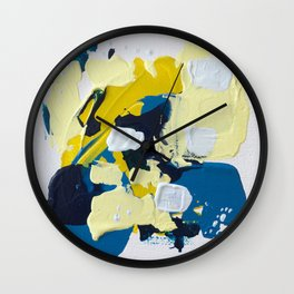 Miniature Original - lemon Wall Clock
