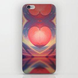 Mega Heartz iPhone Skin