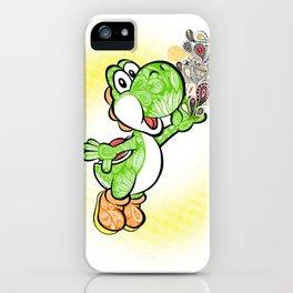 Yoshi Wonderland !  iPhone Case