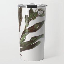 Flowing Lovely Floral Travel Mug