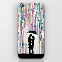 marc iPhone & iPod Skins featuring Precipice by Marc Allante