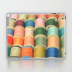 Sew a Rainbow Laptop & iPad Skin