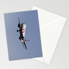 Delta Airlines Boeing 767 Stationery Cards