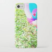 plain iPhone & iPod Cases featuring Plain Sight by Rachel
