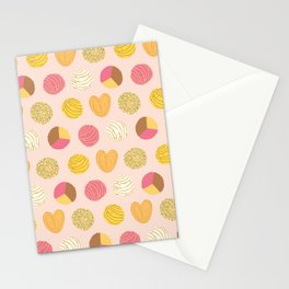 Pan Dulce Stationery Cards
