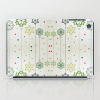 deco iPad Cases featuring Holidays Deco by Elena Indolfi