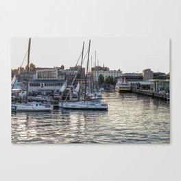 Casco Bay Canvas Print