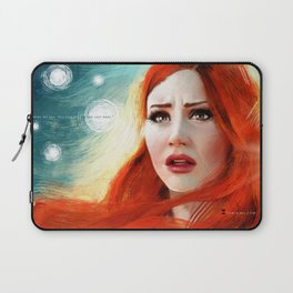 The girl who waited Laptop Sleeve