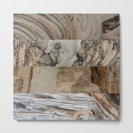 Texture Five Metal Print