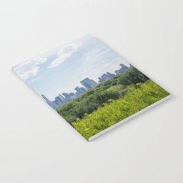 Roof Garden   New York City Skyscraper Buildings Skyline Photography Notebook